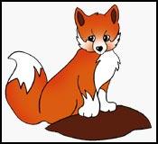 Sebuah Persahabatan yang baik - fox buruk